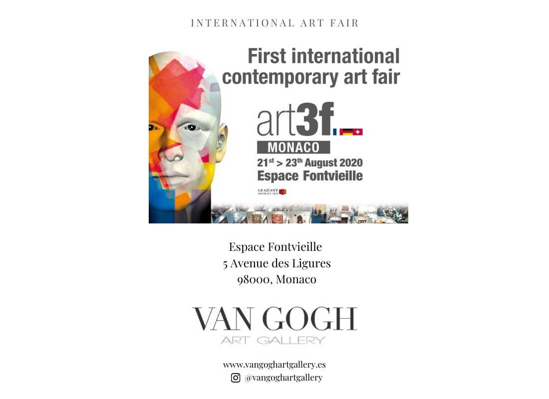 International Contemporary Art Fair Monaco 2020